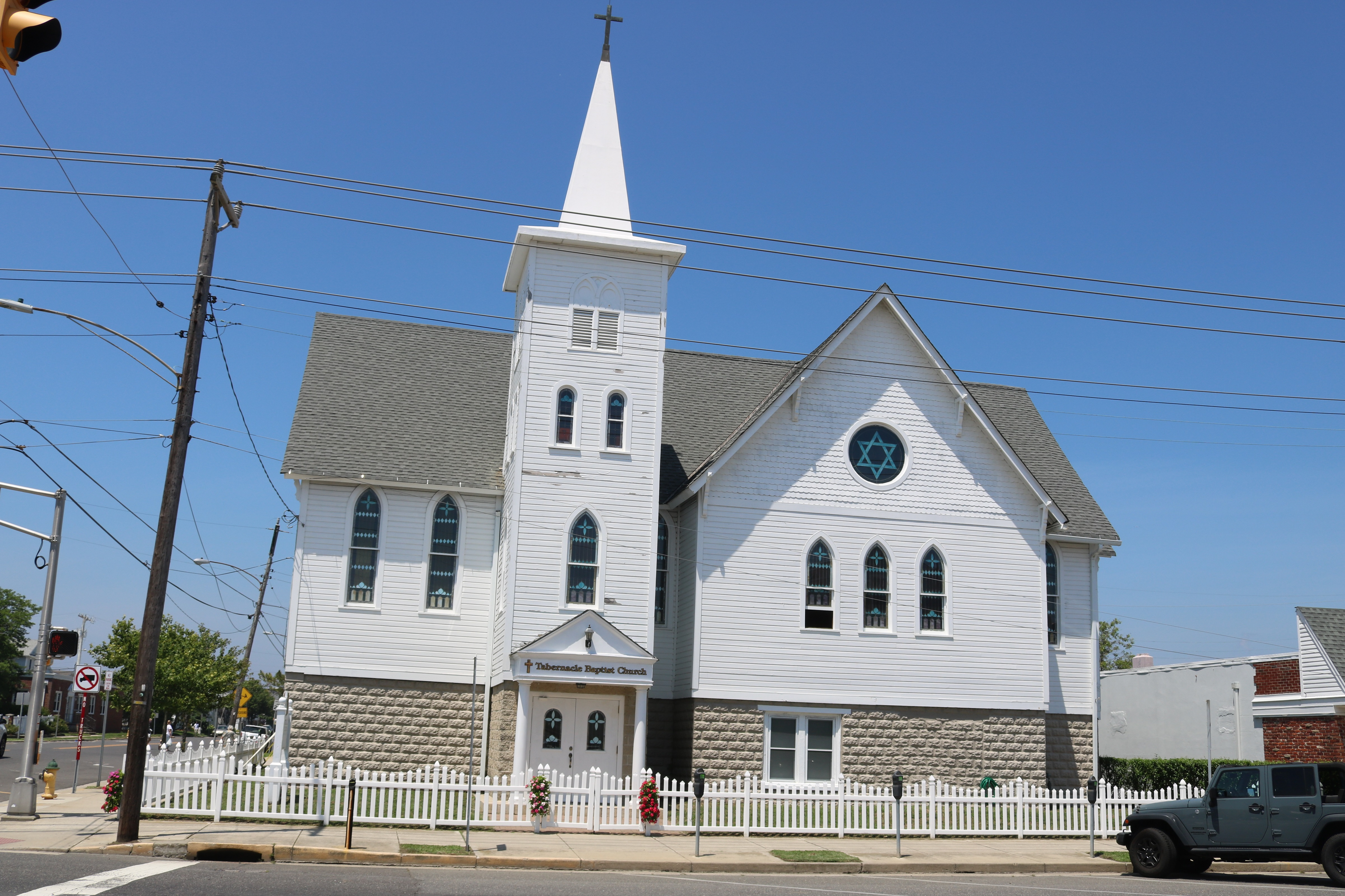 baptist churches in south jersey